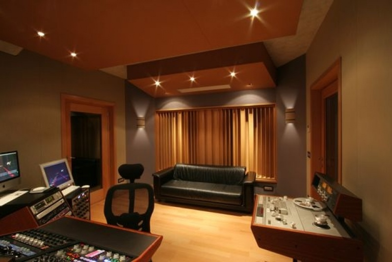 Bedroom recording studio best free home design idea for Bedroom recording studio